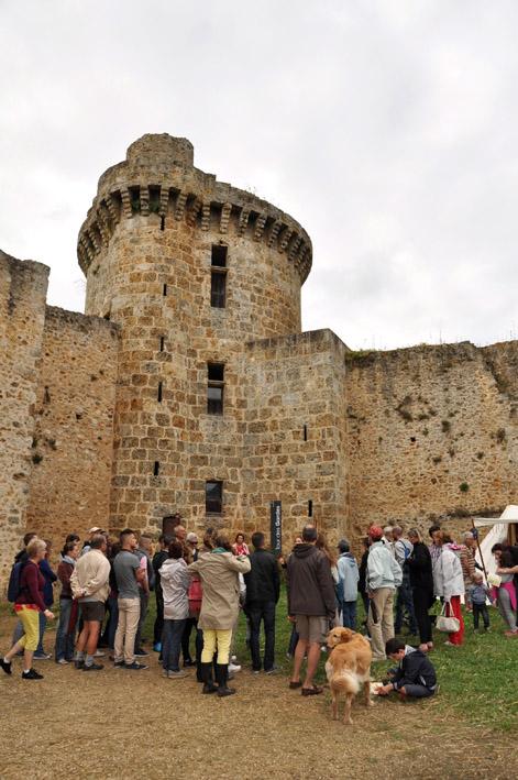 Service arch ologique d partemental des yvelines jep for Chateaux yvelines visites